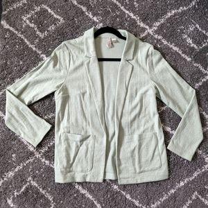H&M relaxed breathable blazer sz:S EUC